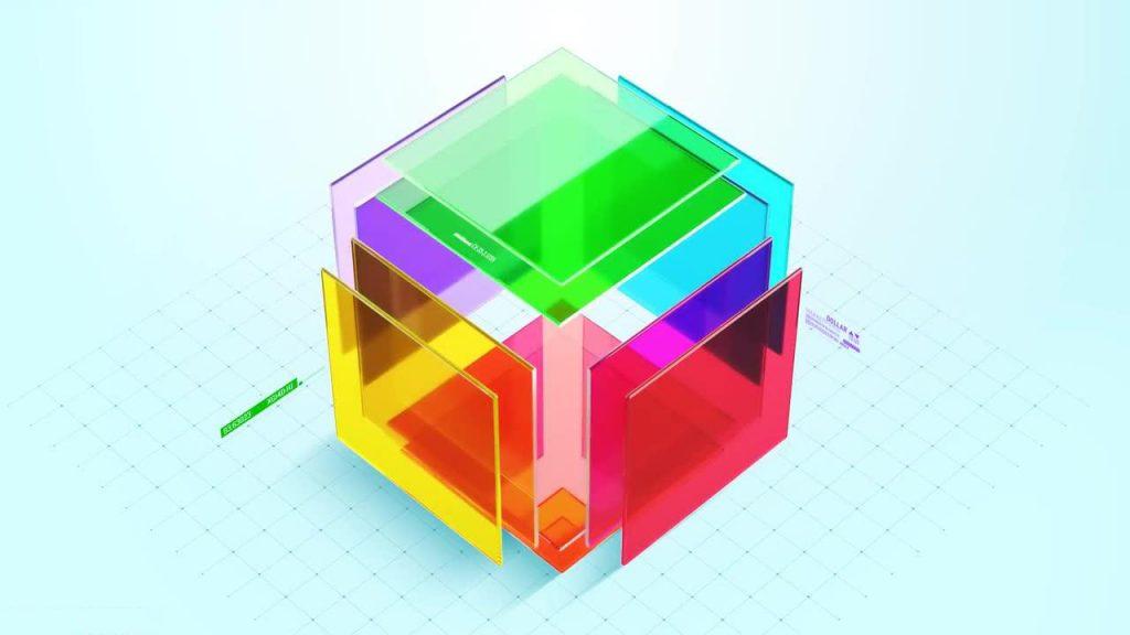 پروژه آماده افترافکت : وله Corporate Logo Opener 246315