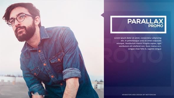 پروژه آماده افترافکت : تیزر تبلیغاتی پارالاکس Corporate Parallax Promo 17705522
