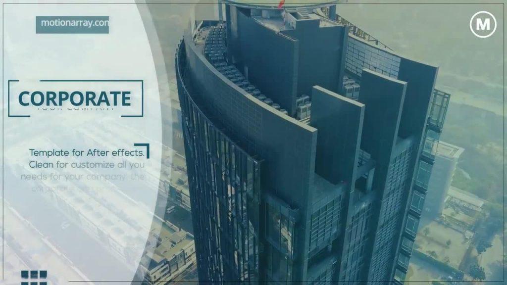 پروژه آماده افترافکت : تیزر تبلیغاتی Corporate Promo 169633