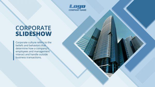 پروژه آماده افترافکت : تیزر تبلیغاتی شرکتی Corporate Slideshow 184860
