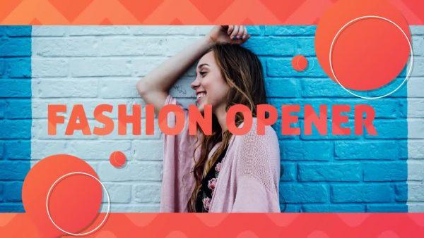 پروژه آماده افترافکت : فشن و شو لباس Fashion Promo 160048
