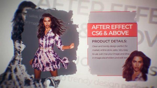 پروژه آماده افترافکت : فشن و شو لباس Fashion Promo 175627