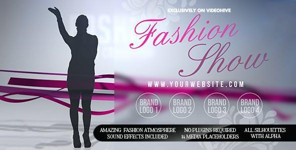 پروژه آماده افترافکت : تیزر تبلیغاتی پوشاک Fashion Show Promo For Your Boutique 3258167