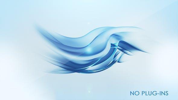 پروژه آماده افترافکت : لوگو Flow Logo 24336521
