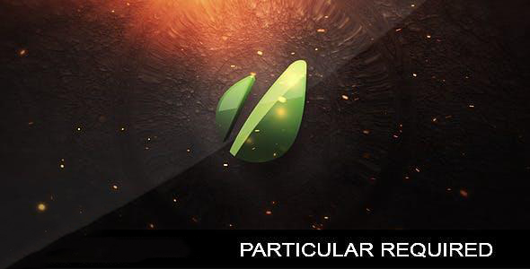 پروژه آماده افترافکت : لوگو سینمایی Hot Cinematic Logo 8146138