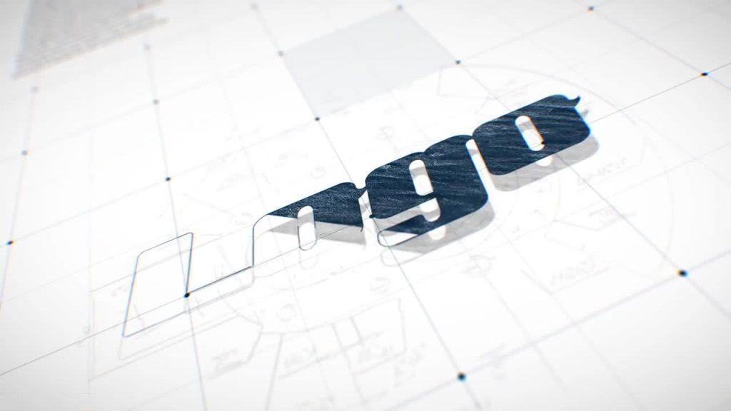 پروژه آماده افترافکت : لوگو معماری Logo Architect 261891