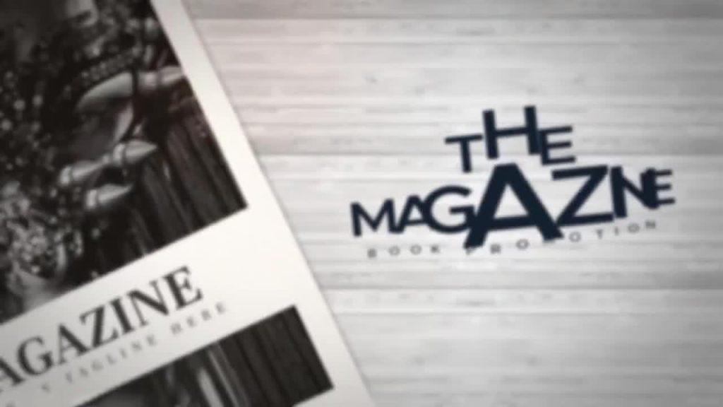 پروژه آماده افترافکت : مجله The Magazine 152344