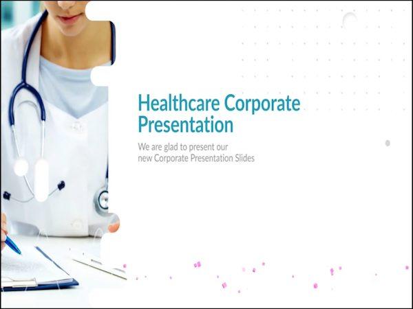 پروژه آماده افترافکت : تیزر تبلیغاتی خدمات پزشکی و درمانی Healthcare & Corporate Presentation 23093513