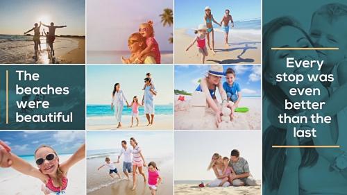 پروژه آماده افترافکت مناسب تبلیغات لوازم آرایشی Medley Clean Promotional Slideshow RS2083