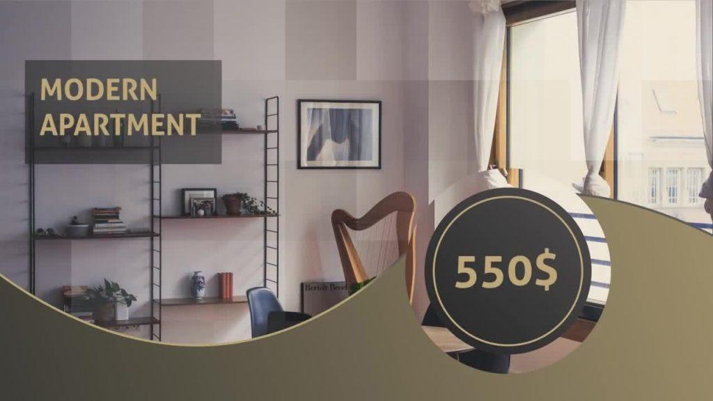 پروژه آماده افترافکت : تیزر تبلیغاتی دکوراسیون + موسیقی Corporate Product 185412