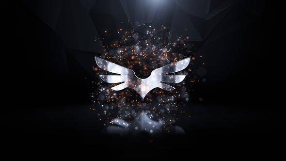 پروژه آماده افترافکت : لوگو Elegant Logo Intro 23998798