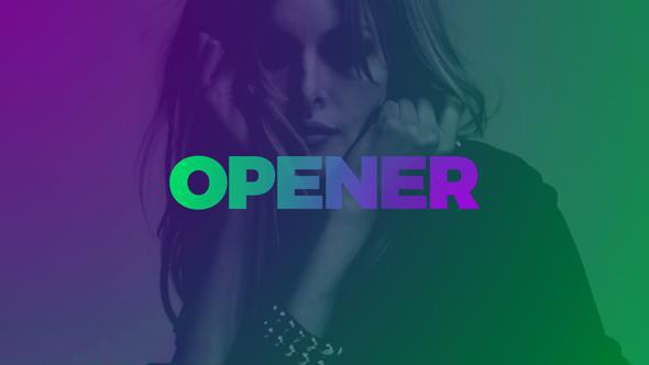 پروژه آماده افترافکت : وله تبلیغاتی فشن Fashion Opener | Dynamic Promo 20722486