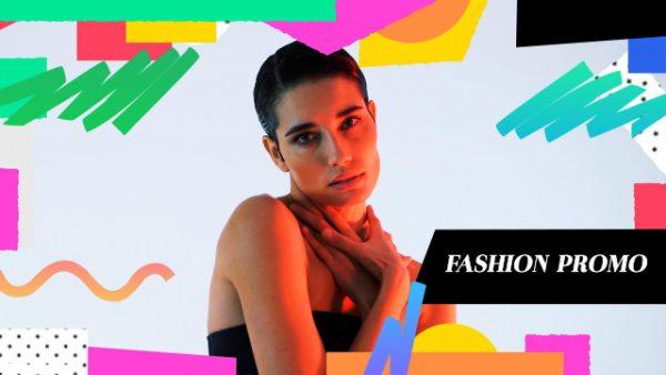 پروژه آماده افترافکت : فشن و شو لباس Fashion Promo 129737