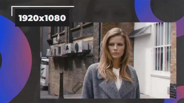 پروژه آماده افترافکت : فشن و شو لباس Fashion Promo 185257