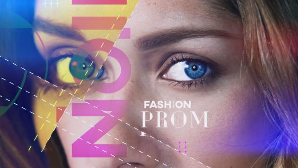 پروژه آماده افترافکت : فشن و شو لباس Fashion Promo 19282797