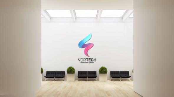 پروژه آماده افترافکت : معرفی برند شرکت Logo-Mock Up Corporate Interior II 24478907