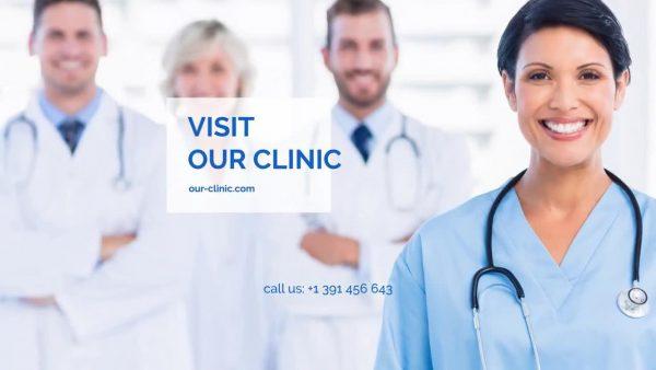 پروژه آماده افترافکت : تیزر تبلیغاتی پزشکی Medical Clinic 184405