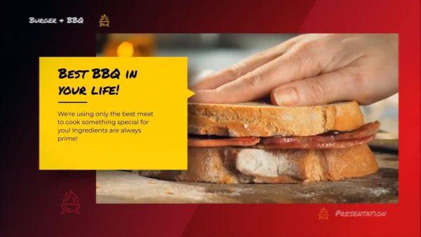 پروژه آماده افترافکت : تیزر تبلیغاتی رستوران Restaurant Promo 131297