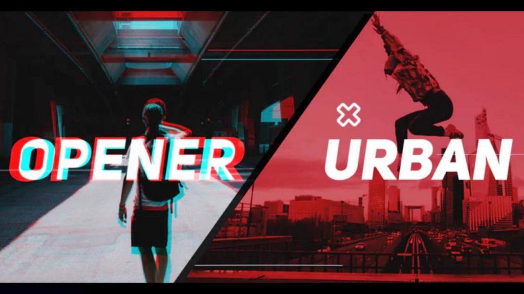 پروژه آماده افترافکت : تیزر تبلیغاتی شهری Stylish Urban Promo 216539