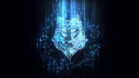 پروژه آماده افترافکت : لوگو تکنولوژی Tech Energy Logo Intro 24289927