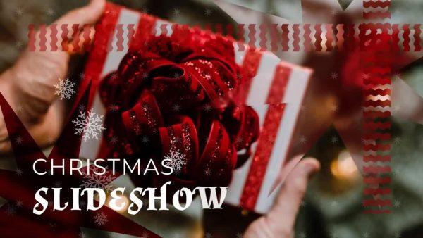 پروژه آماده افترافکت : تیزر تبلیغاتی کریسمس Winter Holidays Promo 152605