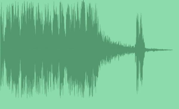 موسیقی مخصوص تیزر لوگو پارازیت Glitch Beat Logo Reveal 170920